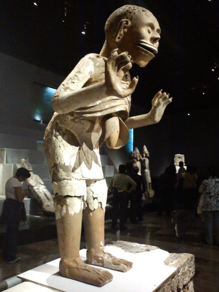Mictlantecuhtli Museo del Templo Mayor del Centro Historico