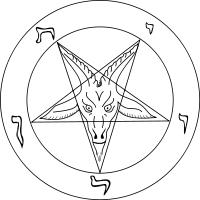 Pentagrama Baphomet